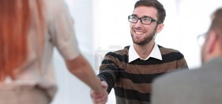 handshake Manager and the client.