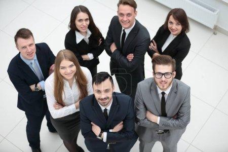 portrait of a professional business team