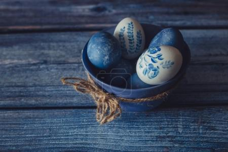 Easter in rustic style