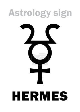 Astrology: planet HERMES