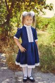 fashion school girl