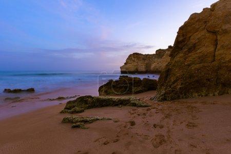 Beach near Albufeira - Algarve Portugal