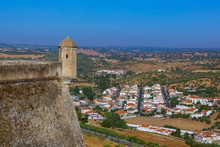 Old town Elvas - Portugal