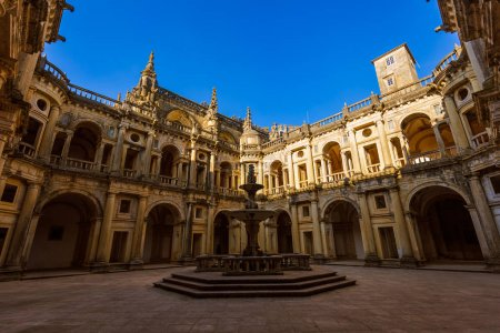 Knights of the Templar (Convents of Christ) castle - Tomar Portu