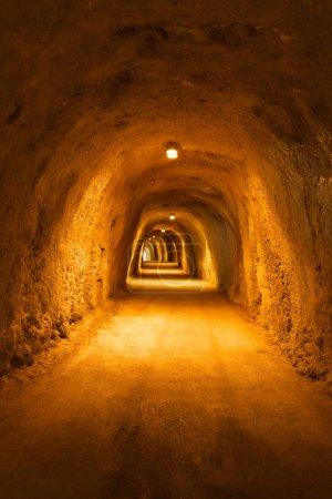 Tunnel in Resort Rafailovici - Montenegro