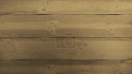 Foto de La tabla marrón de madera vacía. Los antecedentes de los tableros pintados de madera - Imagen libre de derechos
