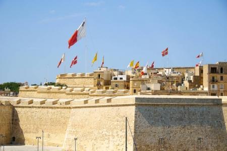 Post of Castile. Birgu. Malta