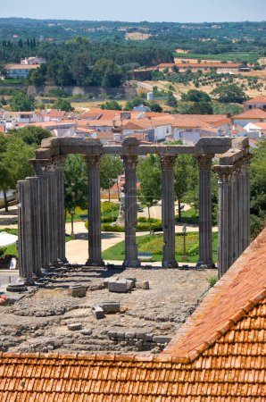 Temple of Diana, Roman temple of Evora dedicated to the cult of