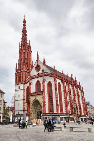 Marienkapelle in Wurzburg