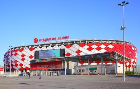 Otkrytie Arena Stadium