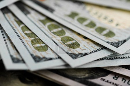 One Hundred Dollar Banknotes.