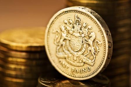 pound GBP coin