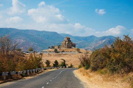 Jvari Monastery in georgia
