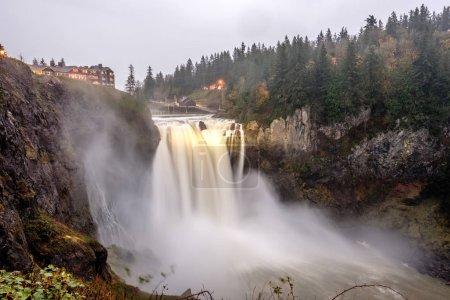Snoqualmie Falls in Washington