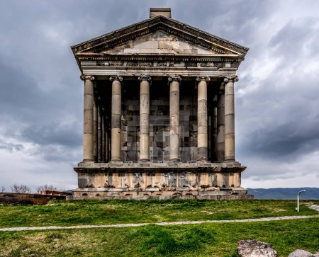 Ancient Hellenistic temple