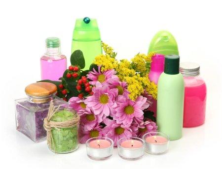 Photo pour Aromathérapie, spa, massage s'habiller - image libre de droit