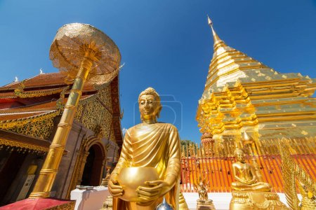 Temple Wat Phrathat Doi Suthep