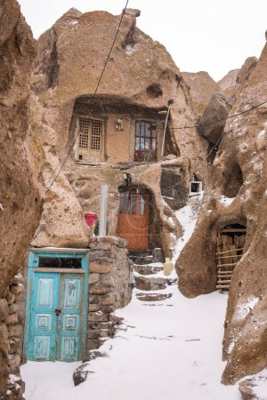 Kandovan vilage near Tabriz
