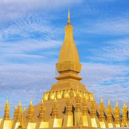 Wat Pha That Luang, Vientiane