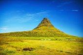 """Постер, картина, фотообои """"Красивые живописные пейзажи исландской природы."""""""