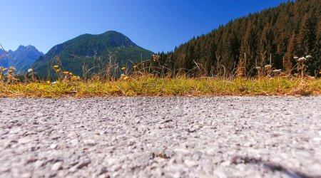 Road of Dolomites, Italy