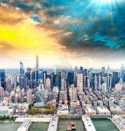 New York City - Manhattan buildings