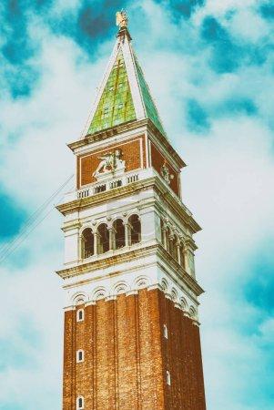 Venice St Mark Square Tower