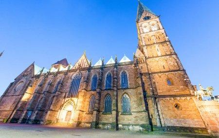Bremen old city hall, Germany