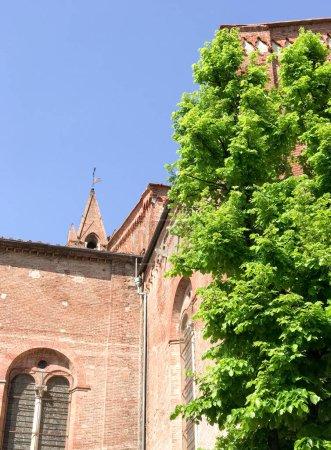 Church of San Francesco in Pisa, Italy