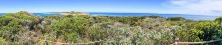 Fort Nepean amazing panoramic lookout, Victoria - Australia
