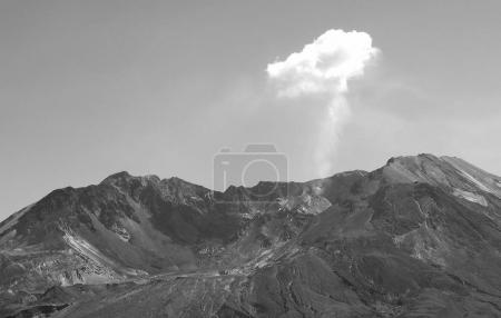 Volcano of Mount St Helens, Washington