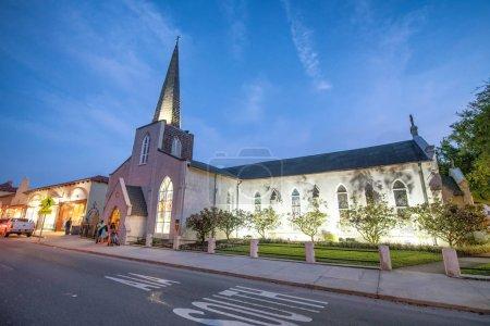 Trinity Episcopal Parish - St Augustine, FL.