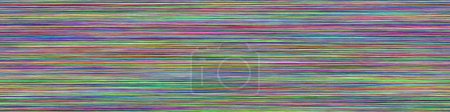 Photo for Abstract colorful lines pattern with vibrant colors - Royalty Free Image