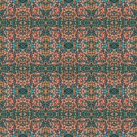 Seamless pattern of Wet Lentils