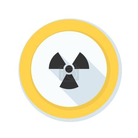 Radiation Hazard sign