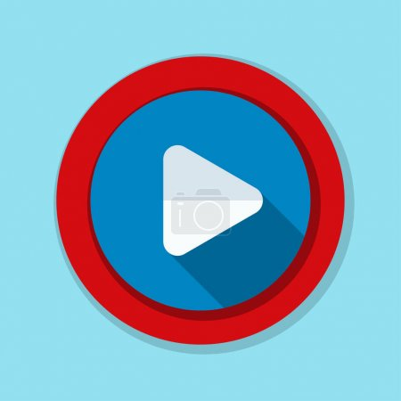 play simple icon