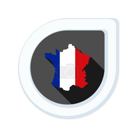 france map symbol