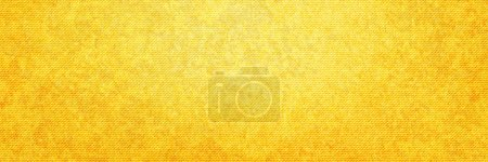 Illustration for Yellow denim texture for background, vector illustration - Royalty Free Image