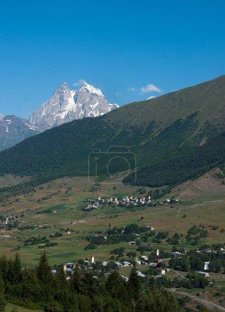 Georgia mountain landscape