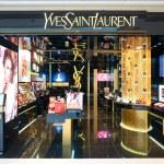 Постер, плакат: Yves Saint Laurent store