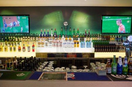 Bar at Changi Airport