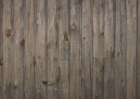 Photo for Background of the old cracked rough planks - Royalty Free Image