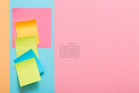 the color paper stickers