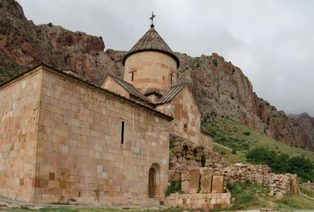 Noravank monastery from 13th century
