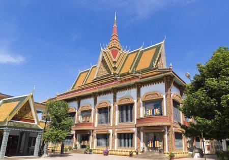 Wat Preah Prom Rath in Siem Reap