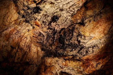 Limestone Cave Detail