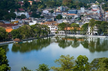 Temple of the Tooth, Kandy,