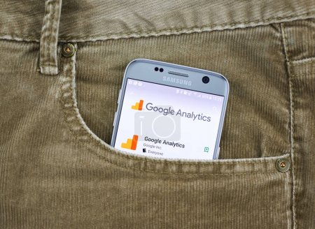 Google Analytics mobile application