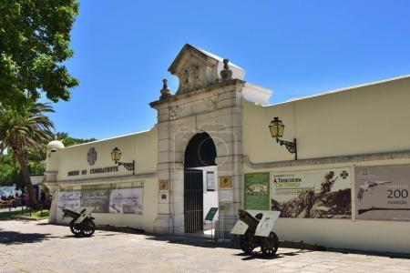 Museu do Combatente (military museum), Lisbon. Portugal