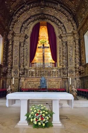 Vera Cruz church in Aveiro, Portugal